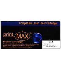 Hộp mực PrintMax dành cho máy in HP 19A - Hàng chính hãng