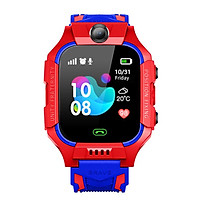 Z6 Trẻ Em SOS Đồng Hồ Thông Minh IP67 Chống Nước SIM Đồng Hồ Trẻ Em Định Vị GPS Chống Mất Tay Thông Minh PK Q12 q50 Dành Cho IOS Android