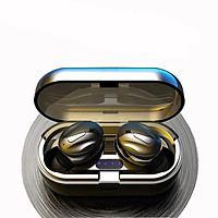 Ta nghe Bluetooth 5.0 chuẩn TWS - Âm bass mạnh mẽ pin siêu trâu đến 13h