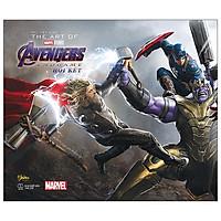 The Art Of Marvel Studios Avengers Endgame - Hồi Kết ( tặng kèm bookmark )