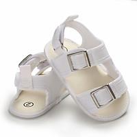 Baby boy Sandals Summer Toddler Kids Boys Breathable Sandals Infant Anti Slip Crib Shoes Beach Shoes Children Sandals