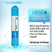 Lõi Lọc RO KAROFI Số 6 - Khoáng Đá Mineral