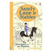 Usborne Sandy Lane Stables Strangers at the Stables