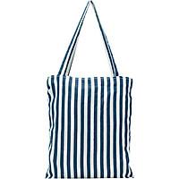 Túi Vải Tote Đeo Vai Vải Mộc Sọc Đứng XinhStore