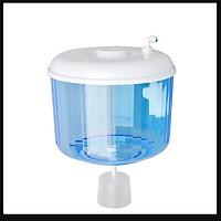 Bình Úp Cây Nước Nóng Lạnh - Phao Chống Tràn, Có đầu lấy nước trực tiếp từ máy lọc nước Thế hệ mới