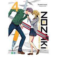 Nozaki Và Truyện Tranh Thiếu Nữ 4