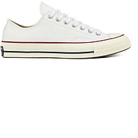 Giày Sneaker Unisex Converse Chuck Taylor All Star 1970s All White Low 2018