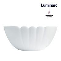 Bộ 6 Tô Thuỷ Tinh Luminarc Lotusia Trắng 18cm - LULON3617
