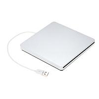 Ổ Đĩa Ngoài Cho iMac/MacBook/MacBook (USB 2.0 CD DVD ROM)