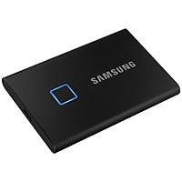 Ổ Cứng Di Động Samsung Portable SSD T7 Touch 1TB MU-PC1T0 - Hàng Chính Hãng