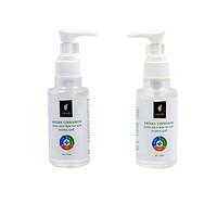Bộ 2 chai gel rửa tay khô hương quế Louve  100ml