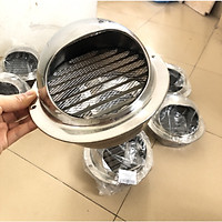 CHỤP THÔNG HƠI VENT CAP INOX D150 - D100