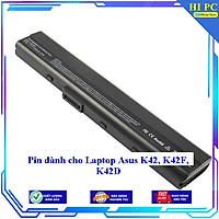 Pin dành cho Laptop Asus K42  K42F K42D - Hàng Nhập Khẩu