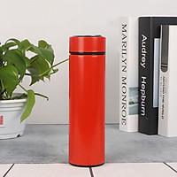 Bình đựng nước giữ nhiệt inox 304 - bình giữ nhiệt dung tích 450ml có lõi lọc trà cao cấp nhỏ gọn tiện lợi dễ dàng mang theo bất cứ đâu