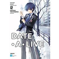 Date A Live - tập 12 - Bản thường