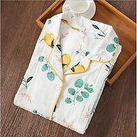 Đồ Bộ Pyjama Cho Mẹ Bầu Mặc Sau Sinh AZ2221