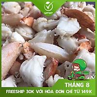 [CHỈ GIAO HN] - VITOT FOOD THỊT GHẸ (500g/ khay)