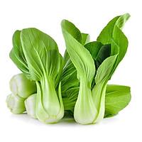 [Chỉ giao HCM] - Cải Thìa - Rau củ quả tươi sạch, rau xanh Đà Lạt - 1kg