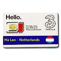 Sim Du lịch Hà Lan - Netherlands 4G tốc độ cao