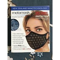 Metamasks - Khẩu trang Cao cấp Chống Bụi Mịn, Vi Khuẩn, Virus Có Hại, Tính Năng Ưu Việt Giúp Giặt Và Sử Dụng Lâu Dài (Dòng Flower Of Life)