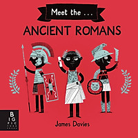 Sách Meet the Ancient Romans