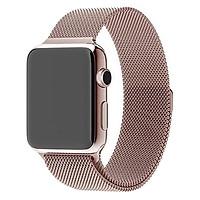 Dây đeo cho Apple Watch Milanese Loop Size màn hình...