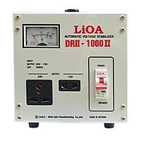 Ổn áp 1 pha LiOA DRII-1000 II