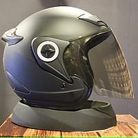 Mũ bảo hiểm có kính 3/4 đầu Asia M168