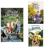 Combo tiểu thuyết được yêu mến: Anne Tóc Đỏ Dưới Chái Nhà Xanh + Anne Tóc Đỏ và Ngôi Nhà Mơ Ước + Thung Lũng Cầu Vồng <Bookmark>