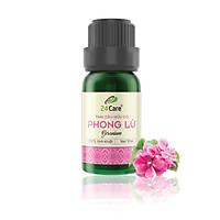 Tinh dầu Phong Lữ 24Care 10ml - Chiết xuất thiên nhiên, khử mùi, giảm căng thẳng, cân bằng cảm xúc.