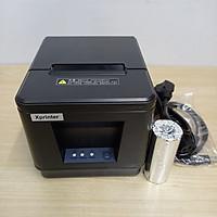 Máy in bill, in hóa đơn Xprinter XP-A160H kết nối USB hoặc LAN Wifi - hàng nhập khẩu