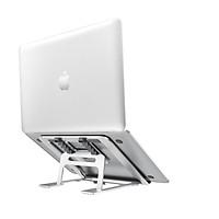 Giá đỡ laptop nhôm tản nhiệt có thể chỉnh độ cao cho laptop notebook