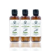 Combo 3 Gel rửa tay khô tinh dầu Sả Chanh PK 100ML – kết hợp tinh dầu tràm trà, diệt khuẩn 99,9%