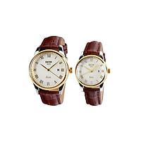 Đồng hồ đôi SKMEI chính hãng SK9058