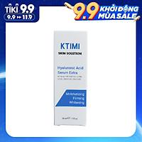 Serum dưỡng ẩm Ktimi Hyaluronic Acid Serum 30ml