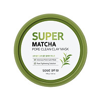 Mặt Nạ Some By Mi Super Matcha Pore Clean Clay Mask