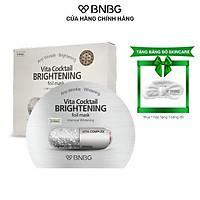 Combo 10 Mặt Nạ Sáng Da BNBG Vita Cocktail BRIGHTENING Foil Mask 30mlx10