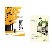 Combo 2 cuốn sách: Bố con cá gai  + Cà phê đợi một người