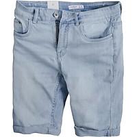 Quần short jeans nam , quần sort nam eo co dãn trơn lịch lãm mẫu J73 săn lai thiết kế phong cách thời thượng lôi cuốn dạo phố Julido thời trang hàn quốc trung niên