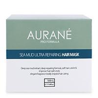 Mặt nạ ủ tóc bùn biển phục hồi tóc Aurane Sea Mud Ultra Repairing Mask 500ml