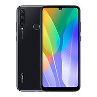 Huawei Y6p 6.3'' 4G Smartphone EMUI 10.1/Mediatek MT6762R Octa-core/3GB + 32GB/13MP Triple + 8 MP/5000mAh & One-Way Reverse Charger/Dual SIM/Fingerprint Unlock Mobile Phone