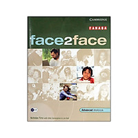Face2face Advanced Workbook with Key Reprint Edition