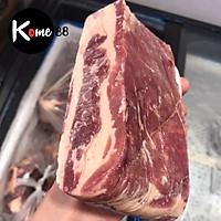 Thịt nạm bò không xương đông lạnh - 1kg