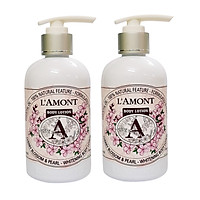 Combo 2 Sữa dưỡng thể Cherry Blossom 250ml - L'amont En Provence
