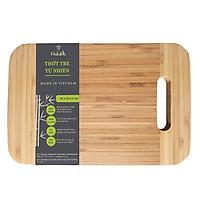 Thớt gỗ tre tự nhiên - Oaak 30x20x2 cm - Sản xuất tại Việt Nam