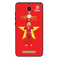 Ốp Lưng Viền TPU cho điện thoại Xiaomi Redmi Note 3 - AFF Cup Mẫu 9