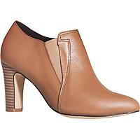 Giày Boot Nữ 7P Da Thật Pixie P072