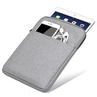 Túi SmileBox 2 ngăn vải chống thấm ướt, chống sốc cho iPad, máy tính bảng 8 inch, 9.7 inch, 10.2 inch, 10.5 inch, 11 inch- Hàng chính hãng