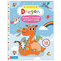 My Magical Dragon Sparkly Sticker Activity Book