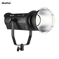 NiceFoto Photography LED Video Light 36000LM 330W 3200K-6500K 0-100% Dimmable Support DMX512 APP Control 5 Scene Effects